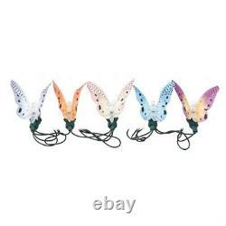 10 String Fiber Optic Butterfly String Lights