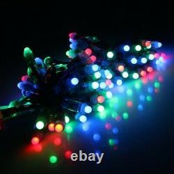 1000pcs 5V WS2811 IC RGB Full Color Pixels LED Module light Chrismas Lamp DC US