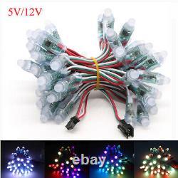 1000pcs WS2811 IC RGB Full Color Pixels 5V 12V LED Module light Chrismas Lamp