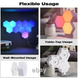 10Pack Quantum Light LED Light Kit DIY Cololight Night Lamp Gift Idea Home Decor