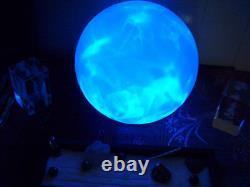 8 Supernova Laser Sphere Disco Party LED Light Lamp Projector