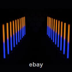 8x Equinox Pulse Tube Lithium Battery Color Changing LED Sensory Room Light