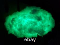 Beautiful color changing fluffy cloud nightlight decoration baby room Large lamp