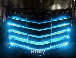 C7 Corvette Bluetooth Rgb Color Changing Cove/hood Vent Lighting Kit (2014-2019)