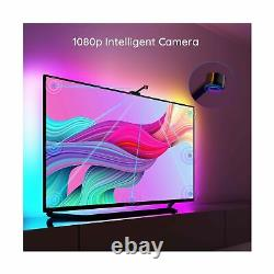 Govee Immersion WiFi TV LED Backlights with Camera, Smart RGBIC Ambient TV Li