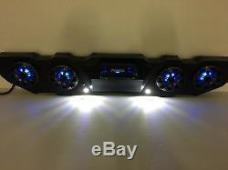 Honda Pioneer 1000 Bluetooth stereo radio LED Color Changing Lights-PIONEER1KRGB