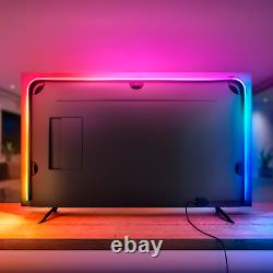 IN-HAND SAME DAY PRIORITY SHIP Philips Hue Play Gradient Lightstrip for 75 TV