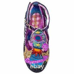 Irregular Choice Celestia (A) LED Light Up colour Changing Shoes EU 36 / UK 3.5