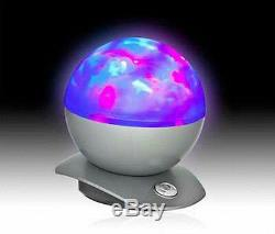 Laser Sphere Color Changing Projector Light LED & Lazer Night Show Lamp