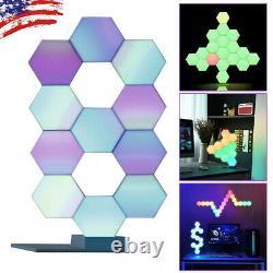LifeSmart Quantum Lamp Smart LED Night Light Cololight DIY Hexagon Voice Control