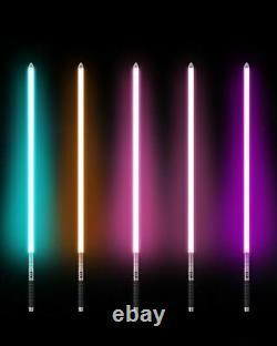 Lightsaber Proffie Neo Pixel Soundboard Metal Handle 16 Colors LED