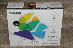 NANOLEAF Rhythm Edition Smarter Light Panel 9 Panels Starter Kit NEW