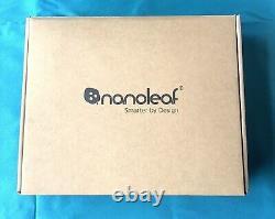 Nanoleaf Light Panels Smarter Kit Rhythm Edition 9 Panel Kit NL28-2003TW-9PK