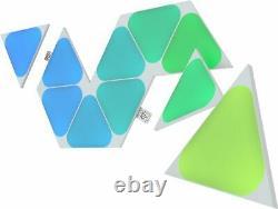 Nanoleaf Shapes Mini Tirangles Expansion (10pk) Multicolor