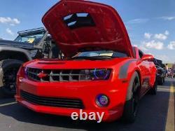 Oracle Dynamic ColorSHIFT LED Headlight Halo Kit For 2010-2013 Chevy Camaro