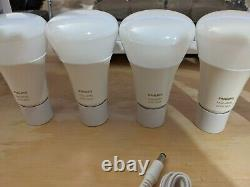 Philips Hue 8 Bulb Color and White set with hub