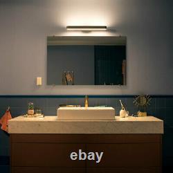 Philips Hue Adore Bathroom Home Mirror LED Wall Light Cool White Ambience Chrome