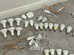 Philips Hue Lot (A19, BR30, Strips, Motion Sensor, Switches)