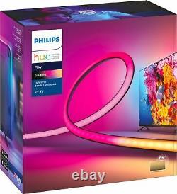 Philips Hue Play Gradient Lightstrip for 65 75 TV, LED Backlight Light Strip