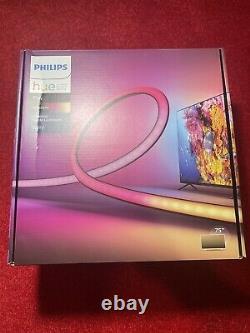 Philips Hue Play Gradient Lightstrip for 75 TV, LED Light Strip NEW Ship ASAP