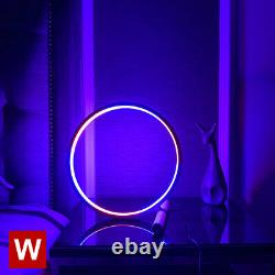 Prysm Halo RGB Table Lamp RGB Desk Lamp with Multicolored Lights