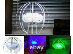 Spearmark Core Of Light Colour Changing Led Mood Sphere Desk Office Light Lamp