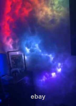 Tik Tok Viral Bluetooth Cloud LED Mutli-Color Wall Ceiling DIY Kit