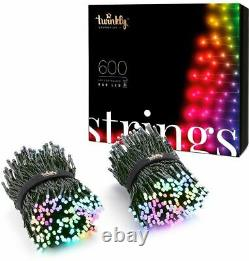 Twinkly Smart Light String 600 LED RGB Generation II