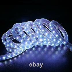 WYZworks SMD 5050 LED Flexible Dimming Indoor/Outdoor Light Strip ETL Certified